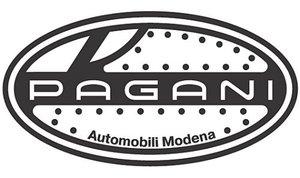 Эмблема Pagani