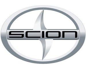 Эмблема Scion