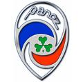 Эмблема Panoz