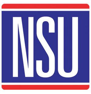 Эмблема NSU