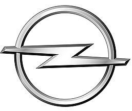Эмблема Opel