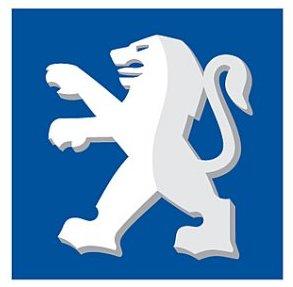 Эмблема Peugeot