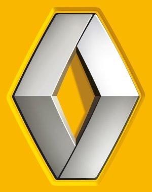 Эмблема Renault