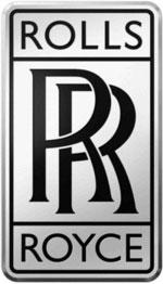 Эмблема Rolls Royce