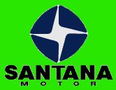 Эмблема Santana