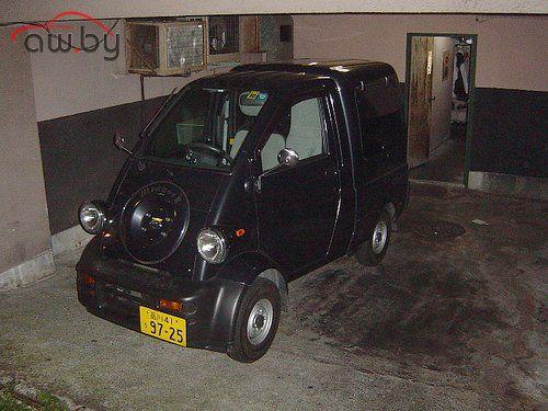 Daihatsu Midget II  660 cargo custom