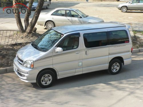 Toyota Touring Hiace  2.7 V package