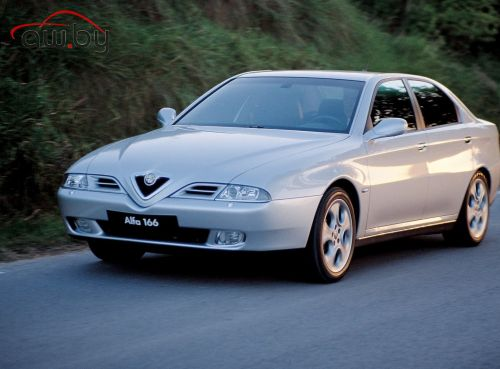 Alfa Romeo 166 936 2.0 i 16V T.Spark