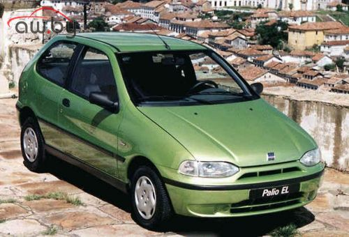 Fiat Palio 178 1.5 i