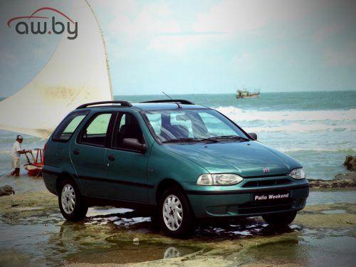 Fiat Palio Weekend 178 1.6 i 16V
