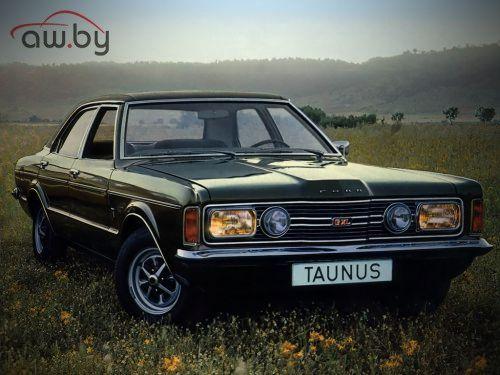 Ford Taunus GBTK 2000 D