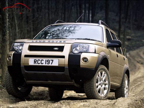 Land Rover Freelander LN 2.0 Td4