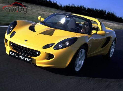 Lotus Elise II 1.8 i 16V