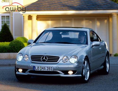 Mercedes CL W215 CL 500