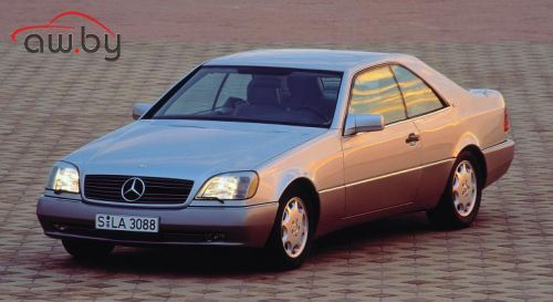 Mercedes S C140 SEC/CL 420