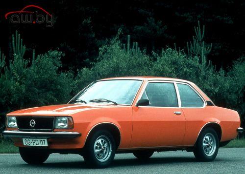 Opel Ascona B 2.0 S