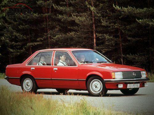Opel Rekord E 1.7