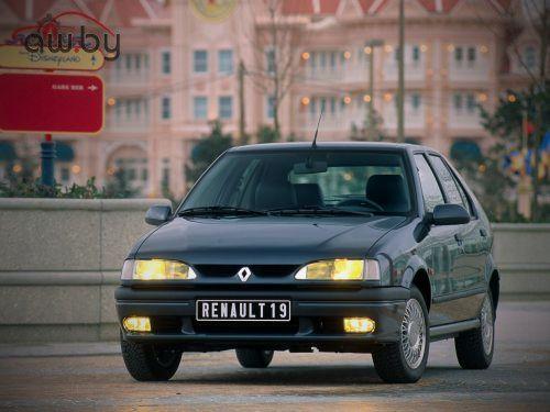 Renault 19 II BC53 1.4 i