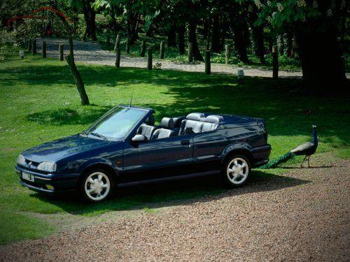 Renault 19 II Cabriolet D53 1.8 i RSi