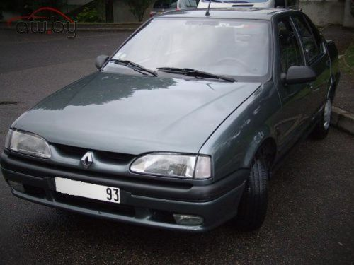 Renault 19 II Chamade L53 1.9 DT
