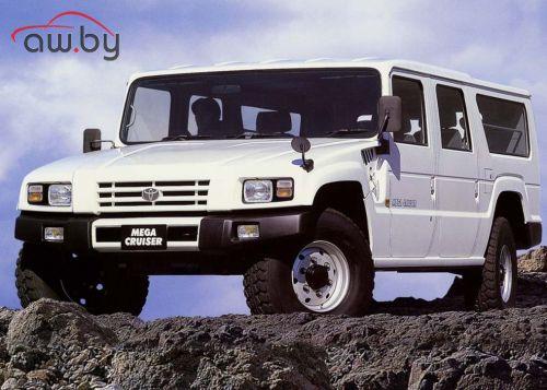 Toyota Mega Cruiser BXD20 4.1 TD 4WD