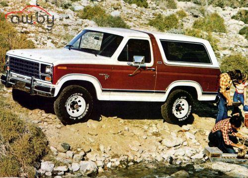 Ford Bronco  II SUV 2.3 TD