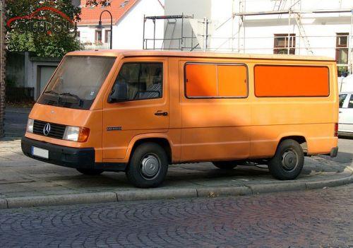 Mercedes 140 631 Bus 2.9 D