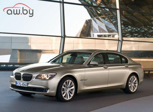 BMW 7 series F03 ActiveHybrid 7L