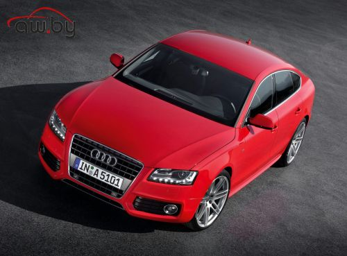 Audi A5 Spotback 3.2 FSI quattro S tronic