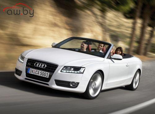 Audi A5 Cabrio 3.2 FSI quattro Multitronic
