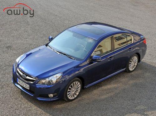 Subaru Legacy V 2.0 TD