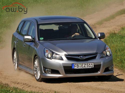 Subaru Legacy Wagon V 2.0 CVT
