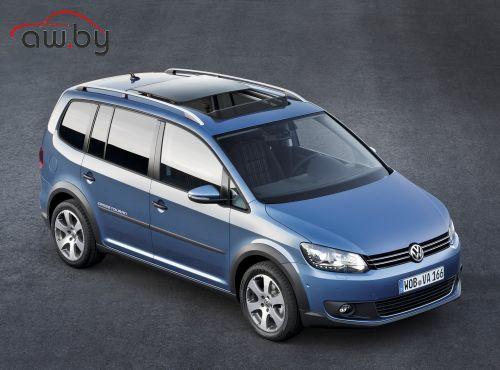 Volkswagen CrossTouran  1.4 TSI MT