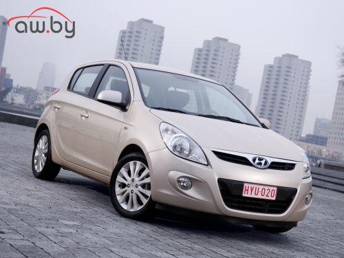 Hyundai i20 3-Door 1.4 MT