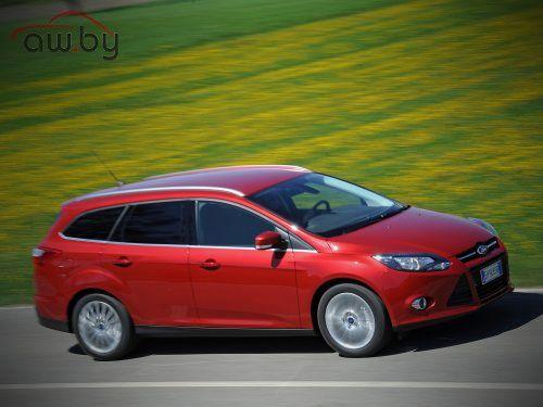 Ford Focus III Wagon 1.6 TDCi