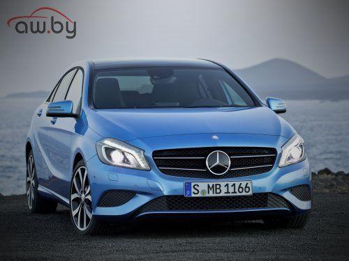 Mercedes A W176 180 CDI BlueEFFICIENCY MT