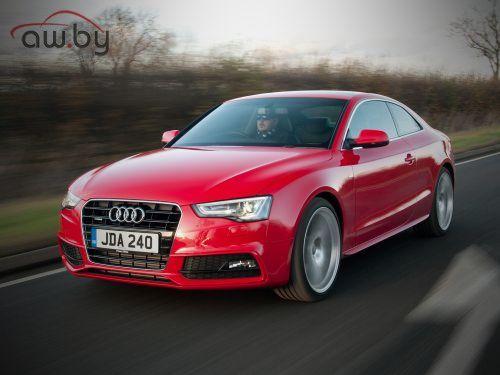 Audi A5 Coupe 2.0 TFSI quattro MT