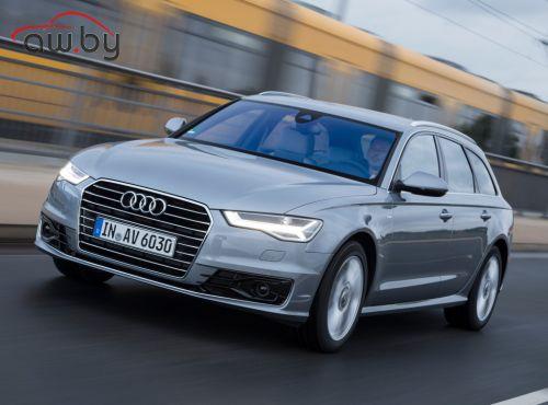 Audi A6 Avant C7f 3.0 TDI S-tronic