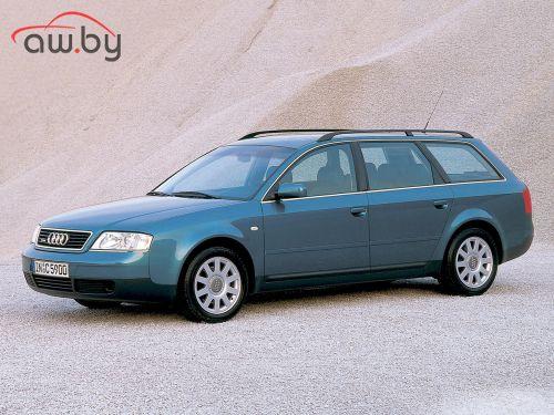 Audi A6 Avant C5 2.5 TDI quattro MT