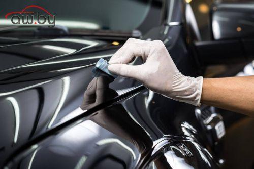 Защита кузова автомобиля: воски, краски, полировка.