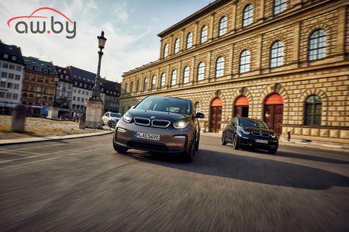BMW выпустит 9 новых электрокаров