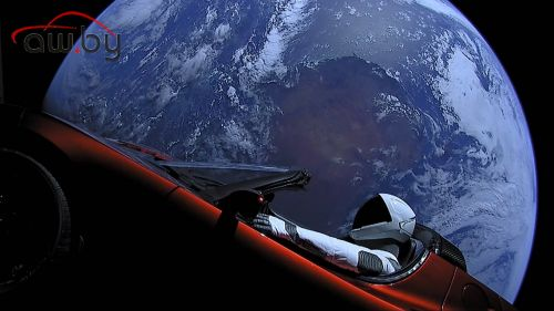 Автомобиль Илона Маска признали космическим мусором
