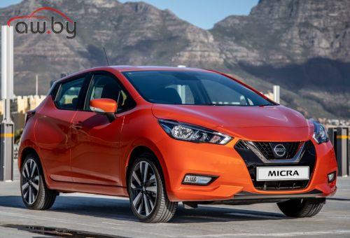 Renault займется разработкой новой Nissan Micra