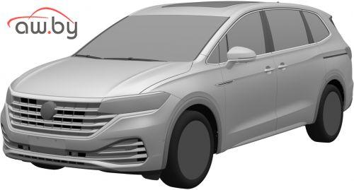 В России запатентовали самый большой Volkswagen