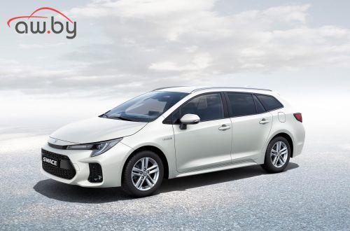 Универсал Toyota Corolla превратился в модель Suzuki Swace