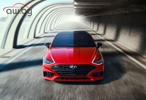 Hyundai выпустит «горячую» версию седана Sonata (фото)