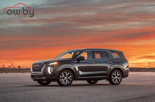 Появились подробности о Hyundai Palisade для России