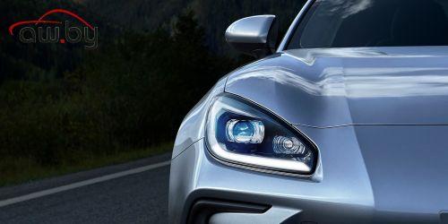 Subaru решила не продавать новый спорткар BRZ в Европе
