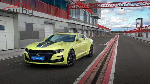 В России завершились продажи Chevrolet Camaro