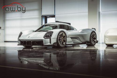 Porsche раскрыла концепты авто, которые не стали серийными